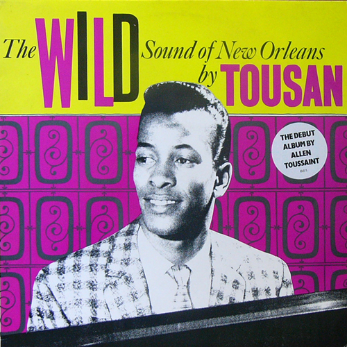 ALLEN TOUSAN / THE WILD SOUND OF NEW ORLEANS BY TOUSAN [USED LP/UK] 1260円