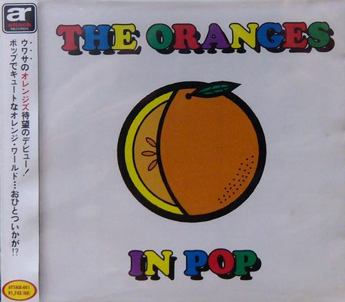 オレンジズ / イン・ポップ [USED CD/JPN] 1470円