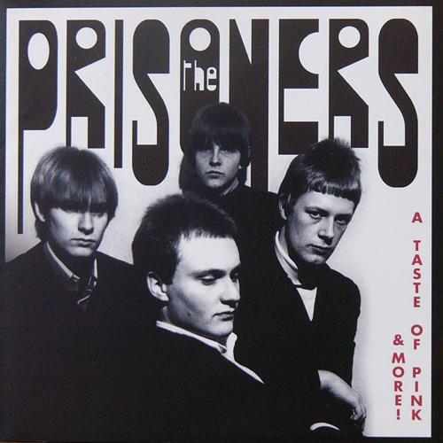THE PRISONERS / A TASTE OF PINK & MORE! [USED CD/JPN] 1890円