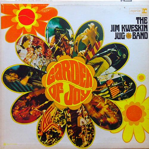 THE JIM KWESKIN JUG BAND / GARDEN OF JOY [USED LP/CANADA] 2625円