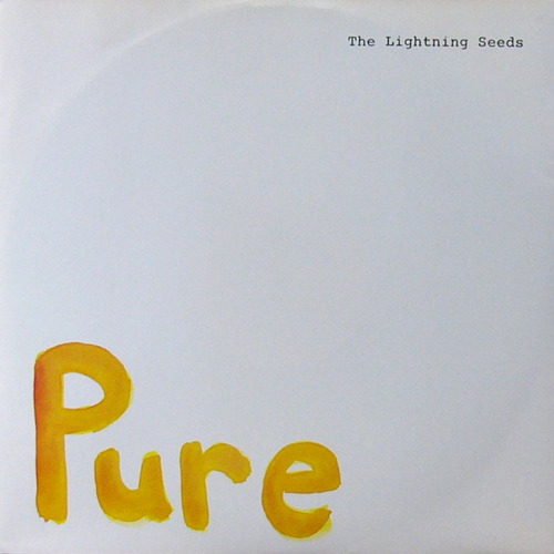 THE LIGHTNING SEEDS / PURE [USED 12inch/UK] 735円