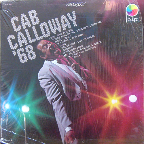 CAB CALLOWAY / '68 [USED LP/US] 2940円