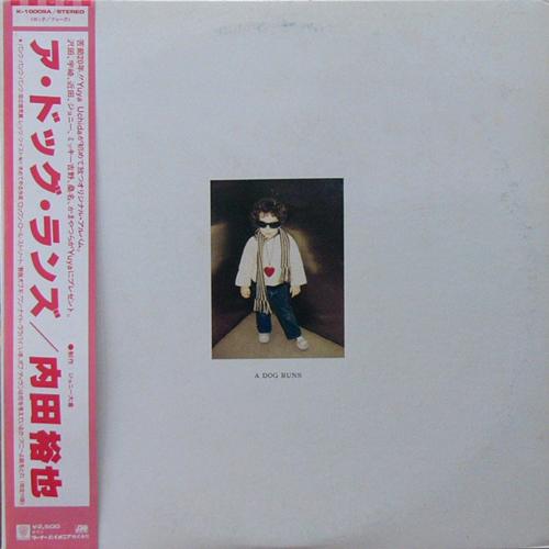 内田裕也 / ア・ドッグ・ランズ [USED LP/JPN] 3150円