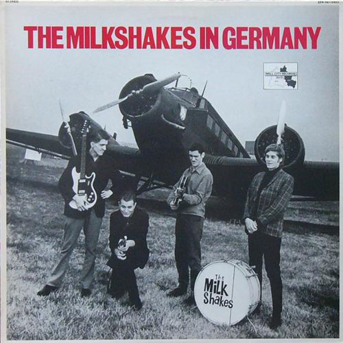 THE MILKSHAKES / IN GERMANY [USED LP/UK] 2625円