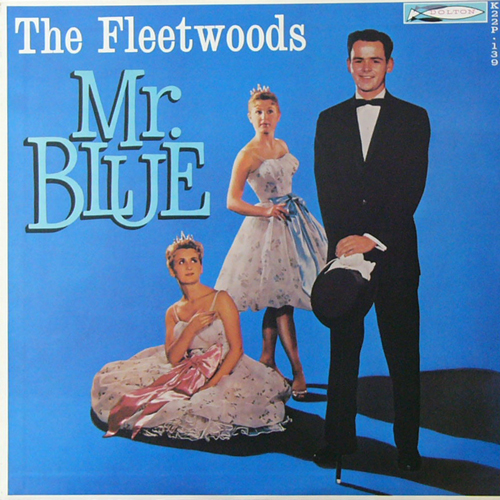 THE FLEETWOODS / Mr.BLUE [USED LP/JPN] 1050円