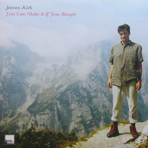 JAMES KIRK / YOU CAN MAKE IT IF YOU BOOGIE [USED LP/EU] 1260円