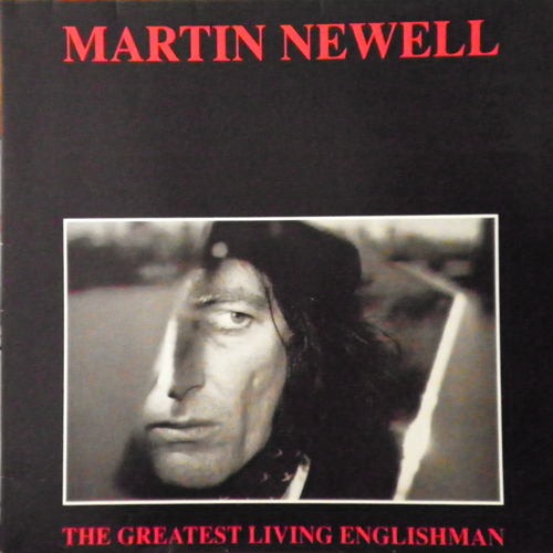 MARTIN NEWELL / THE GREATEST LIVING ENGLISHMAN [USED LP/UK] 3150円