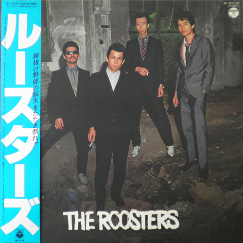 THE ROOSTERS / ルースターズ [USED LP/JPN] 9450円