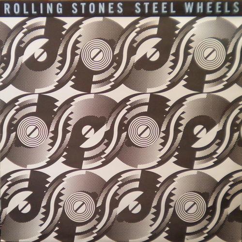 THE ROLLING STONES / STEEL WHEELS [USED LP/UK] 2940円