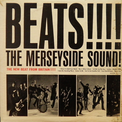 THE MERSEYSIDE SOUND / BEATS!!!! [USED LP/US] 1050円