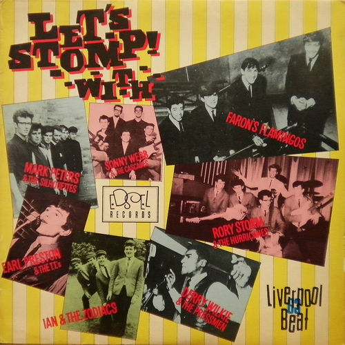V.A. / LET'S STOMP! LIVERPOOL BEAT 1963 [USED LP/UK] 1785円
