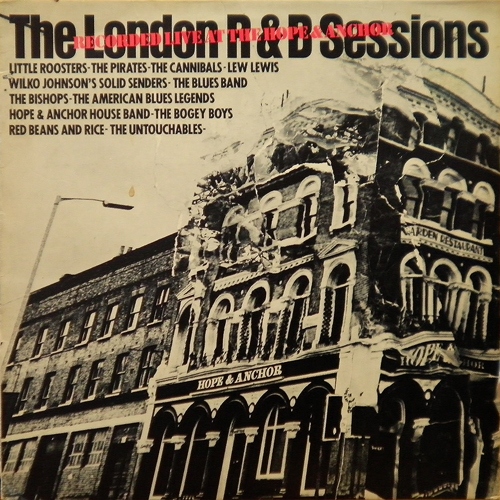 V.A. / THE LONDON R&B SESSIONS [USED LP/UK] 3150円