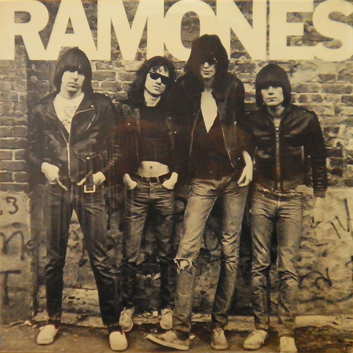 RAMONES / S.T. [USED LP/US] 5250円