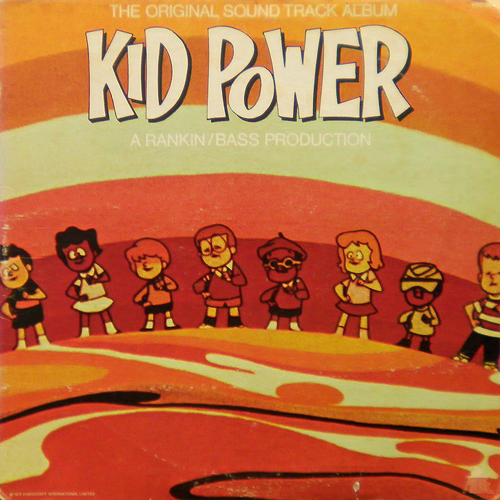 THE CURBSTONES / KID POWER O.S.T. [USED LP/US] 2625円