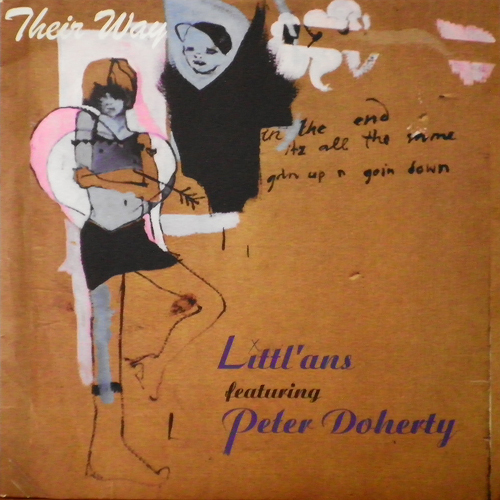 LITTL'ANS Feat. PETER DOHERTY / THEIR WAY [USED 7inch/UK] 1260円