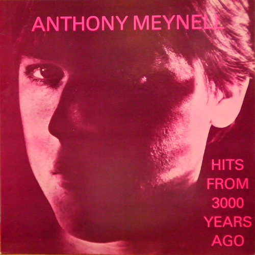 ANTHONY MEYNELL / HITS FROM 3000YEARS AGO [USED LP/UK] 3990円