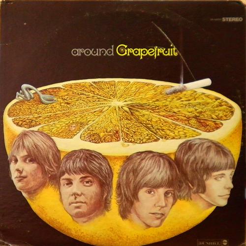 GRAPEFRUIT / AROUND [USED LP/US] 2310円