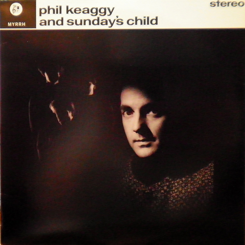 PHIL KEAGGY / AND SUNDAY'S CHILD [USED LP/US] 1680円