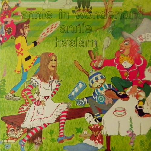 ANNIE HASLAM / ANNIE IN WONDERLAND [USED LP/US] 1680円