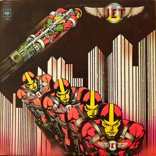 JET / S.T. [USED LP/UK] 2625円