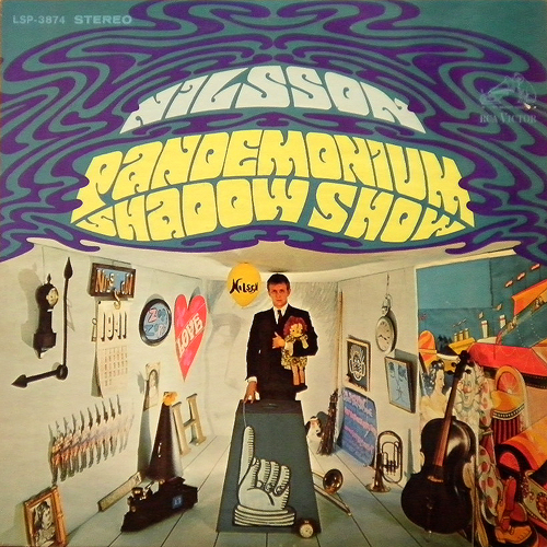 NILSSON / PANDEMONIUM SHADOW SHOW [USED LP/US] 2310円