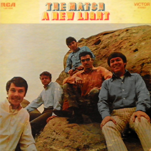 THE MATCH / A NEW LIGHT [USED LP/US] 1470円