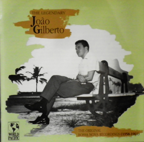 JOAO GILBERTO / THE LEGENDARY [USED CD/US] 3990円