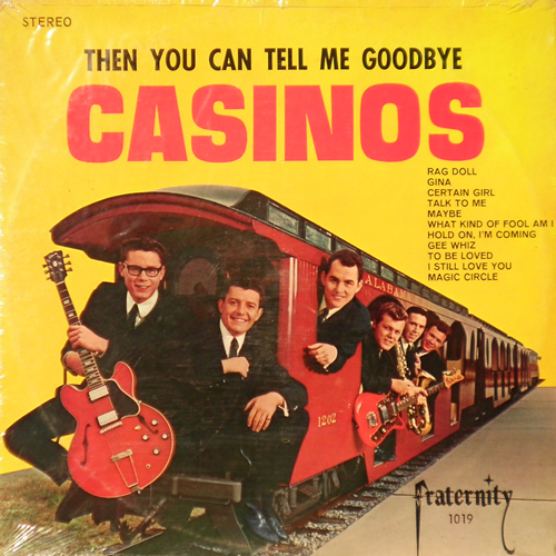 THE CASINOS / THEN YOU CAN TELL ME GOODBYE [USED LP/US] 2310円