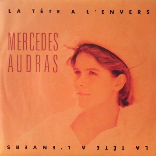 MERCEDES AUDRAS / LA TETE A L'ENVERS [USED 7inch/EU] 1260円