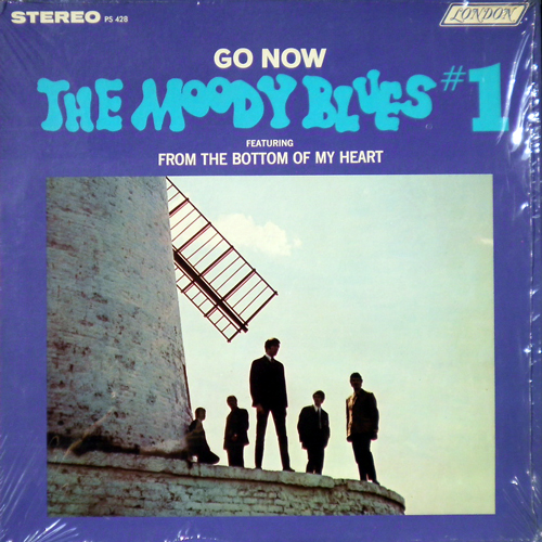 THE MOODY BLUES / GO NOW THE MOODY BLUES #1 [USED LP/US] 2100円