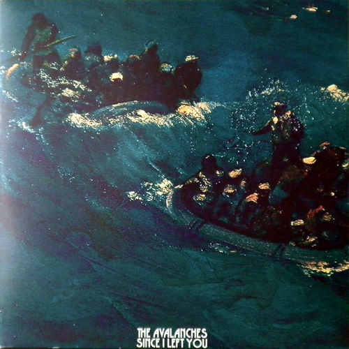 THE AVALANCHES / SINCE I LEFT YOU [USED 2LPs/UK] 2625円