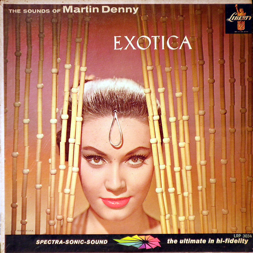 MARTIN DENNY / EXOTICA [USED LP/US] 1470円