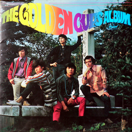 THE GOLDEN CUPS / ALBUM [USED LP/JPN] 3360円