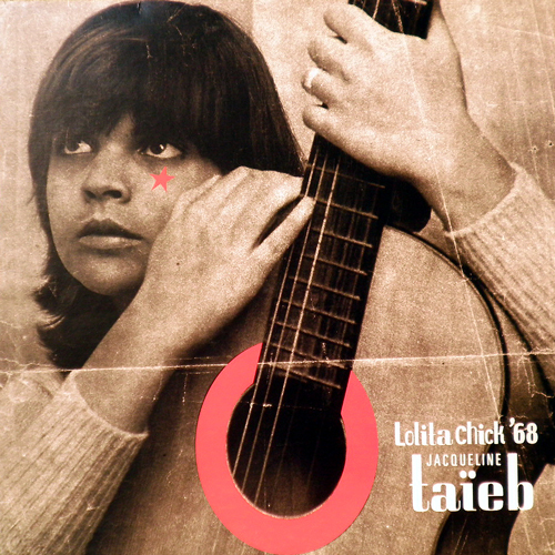 JACQUELINE TAIEB / LOLITA CHICK '68 [USED LP/EU] 1260円