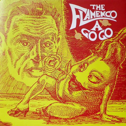 THE FLAMENCO A GO GO / S.T. [USED 7inch/JPN] 525円