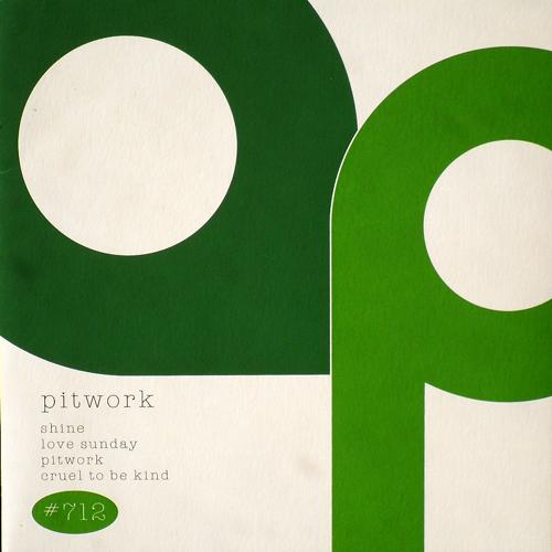 PITWORK / SHINE [USED 7inch/JPN] 630円