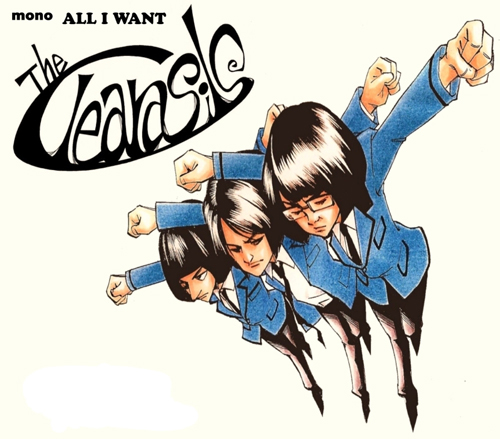 THE CLEARASILS / ALL I WANT [NEW CD/JPN] 1050円