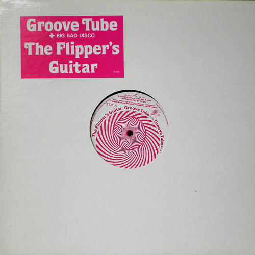 フリッパーズ・ギター / GROOVE TUBE [USED 12inch/JPN]