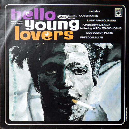 V.A. / HELLO YOUNG LOVERS [USED LP/JPN]