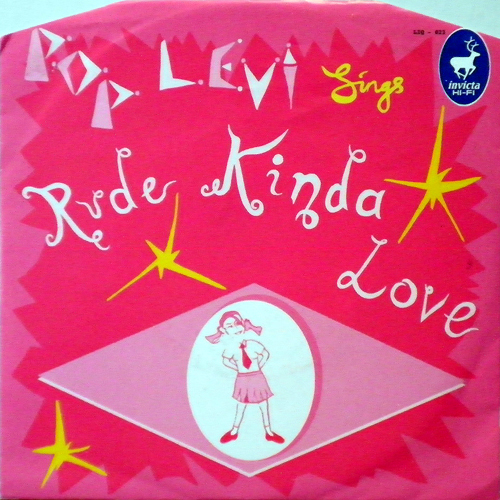 POP LEVI / RUDE KINDA LOVE [USED 7inch/UK] 1260円