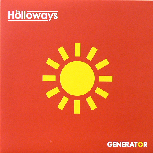 THE HOLLOWAYS / GENERATOR [USED 7inch/UK] 525円