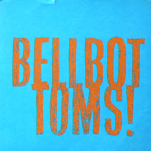 JON SPENCER BLUES EXPLOSION / BELLBOTTOMS [USED 7inch/US] 525円