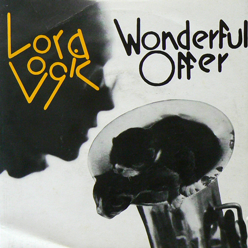 LORA LOGIC / WONDERFUL OFFER [USED 7inch/UK] 1575円