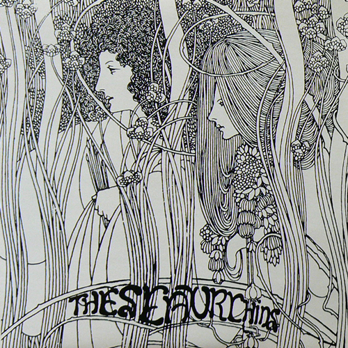 THE SEA URCHINS / A MORNING ODYSSEY [USED 7inch/EU] 840円