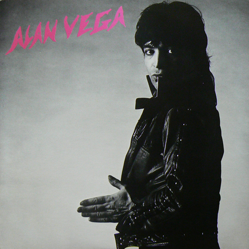 ALAN VEGA / S.T. [USED LP/US] 2520円