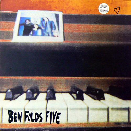 BEN FOLDS FIVE / S.T. [USED LP/UK] 3360円