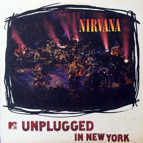 NIRVANA / MTV UNPLUGGED [USED LP/US] 1470円