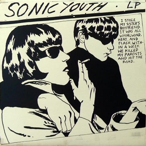 SONIC YOUTH / GOO [USED LP/US] 2310円