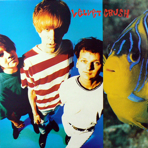 VELVET CRUSH / IN THE PRESENCE OF GREATNESS [USED LP/UK] 3990円