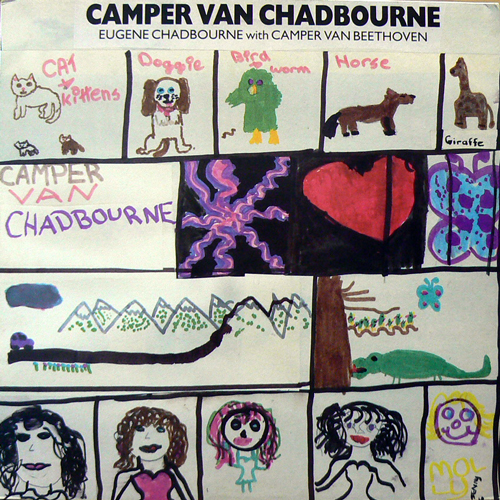 EUGENE CHADBOURNE with CAMPER VAN BEETHOVEN / CAMPER VAN CHADBOURNE [USED LP/UK] 1470円